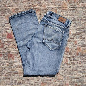 Men's Urban Pipeline Jeans Distressed Straight